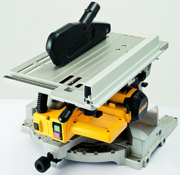 Dewalt, Tisch-,Kapp- und Gehrungssaege 1600 Watt, D27113-QS