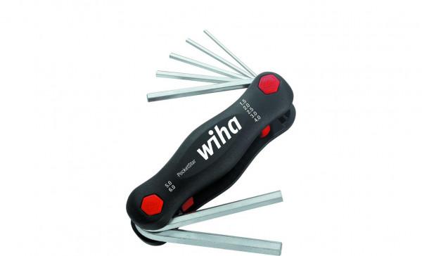 Wiha Multitool PocketStar® Sechskant 7-tlg. (23035)