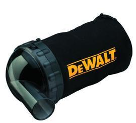 Dewalt, Spaenefangsack 6-Liter