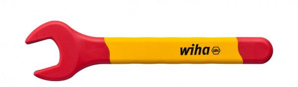 Wiha Einmaul-Gabelschlüssel isoliert (43040) 22 mm