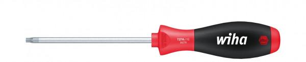 Wiha Schraubendreher SoftFinish® TORX® Tamper Resistant (mit Bohrung) mit Rundklinge