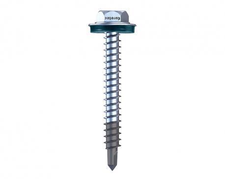 Eurotec, BiGHTY-Bohrschraube Sechskant; Bi-Metall; SW8; Ø 16 / 5,5 x 50 mm