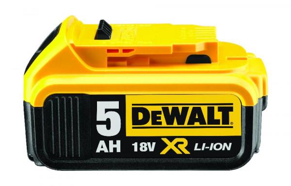 Dewalt, Ersatz-Akku 18 V / 5 Ah (Li-Ion)