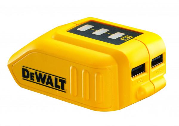 Dewalt, USB-Adapterplatte fuer XR Akkus